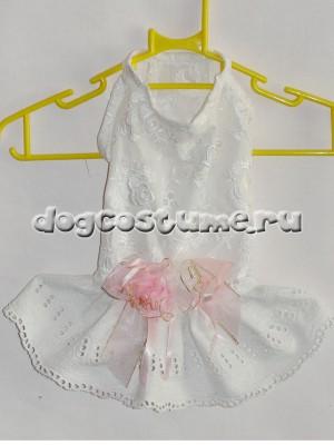 Летнее платье Лилия