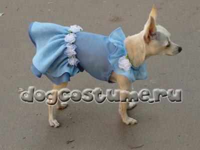 Розалия летнее платье