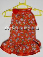 летнее платье Джессика