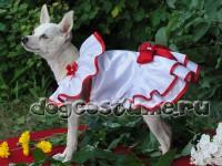 летнее платье Принцесса