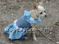 летнее платье Розалия