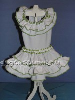 летнее платье Бриз