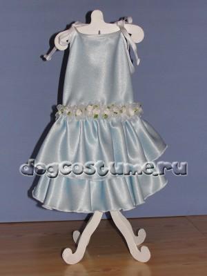 летнее платье Неженка
