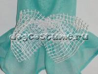 украшение текстильный бант
